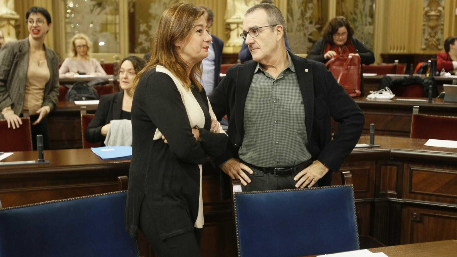 El Govern deixa en suspens la prohibició del dièsel a partir del 2025 fins que la legislació espanyola de canvi climàtic ho permeti