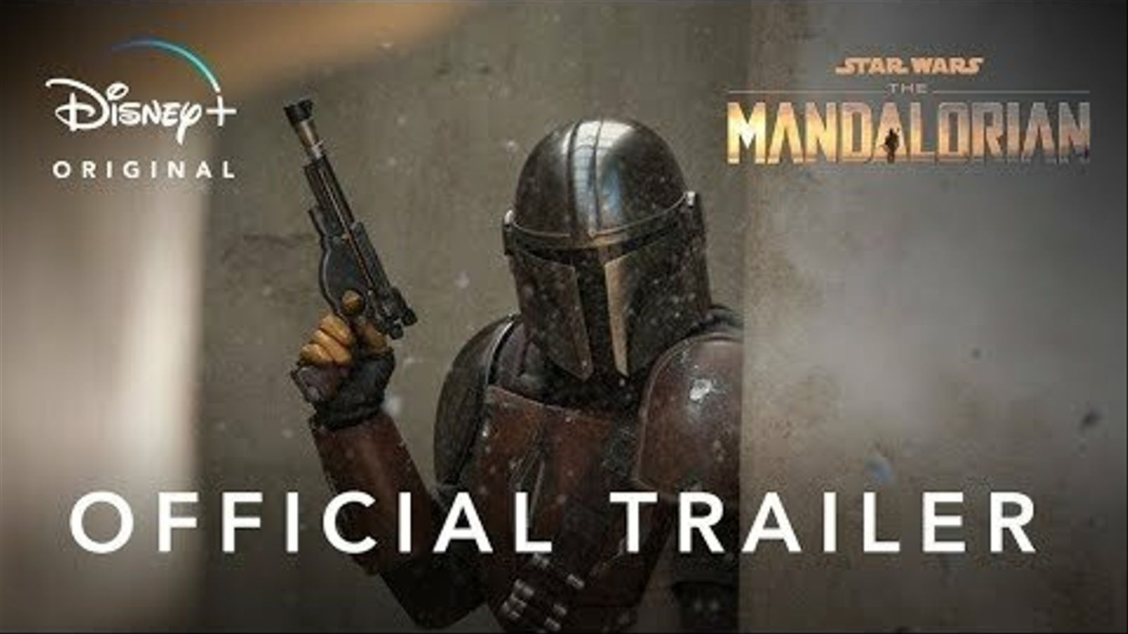 Tràiler de 'The mandalorian'