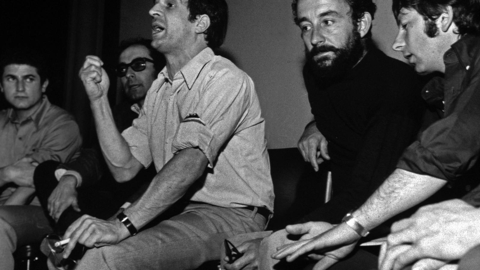 François Truffaut / HUFFSCHMITT - EFE