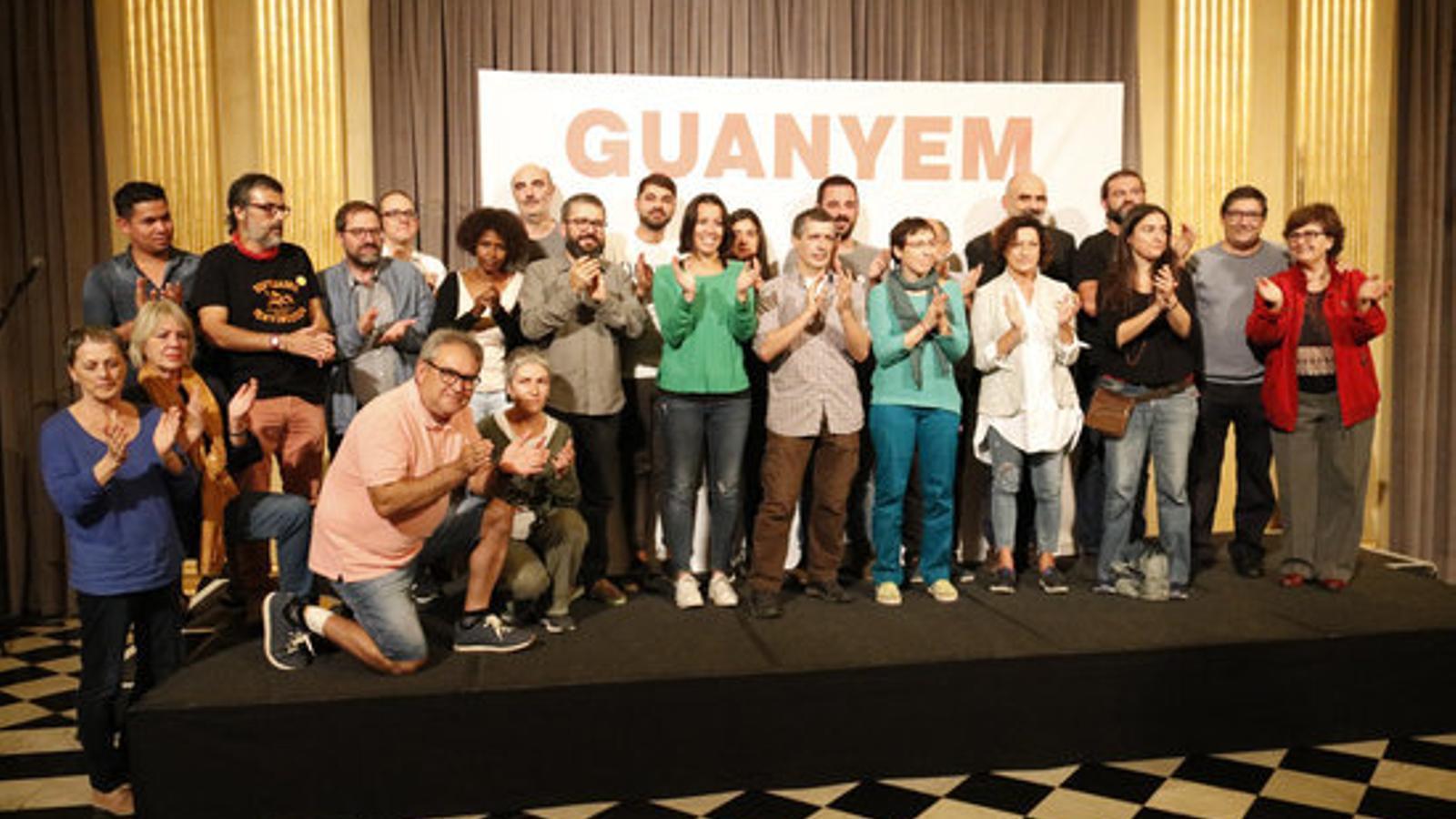 Guanyem Girona: la CUP, els comuns sobiranistes i independents s'uneixen per desbancar Madrenas