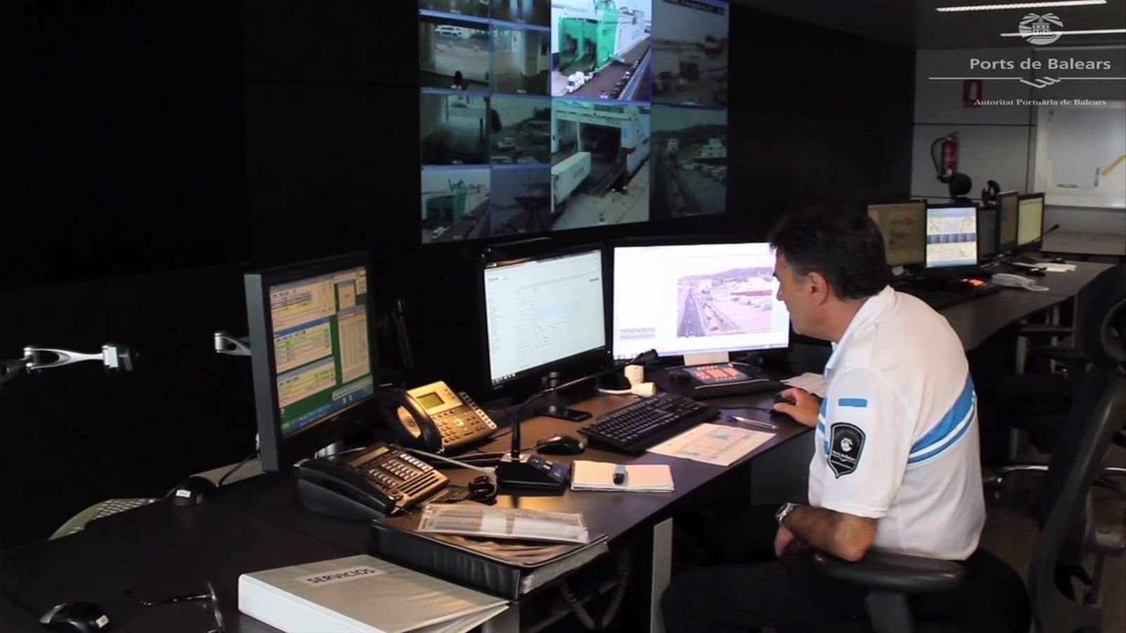 Policia portuària