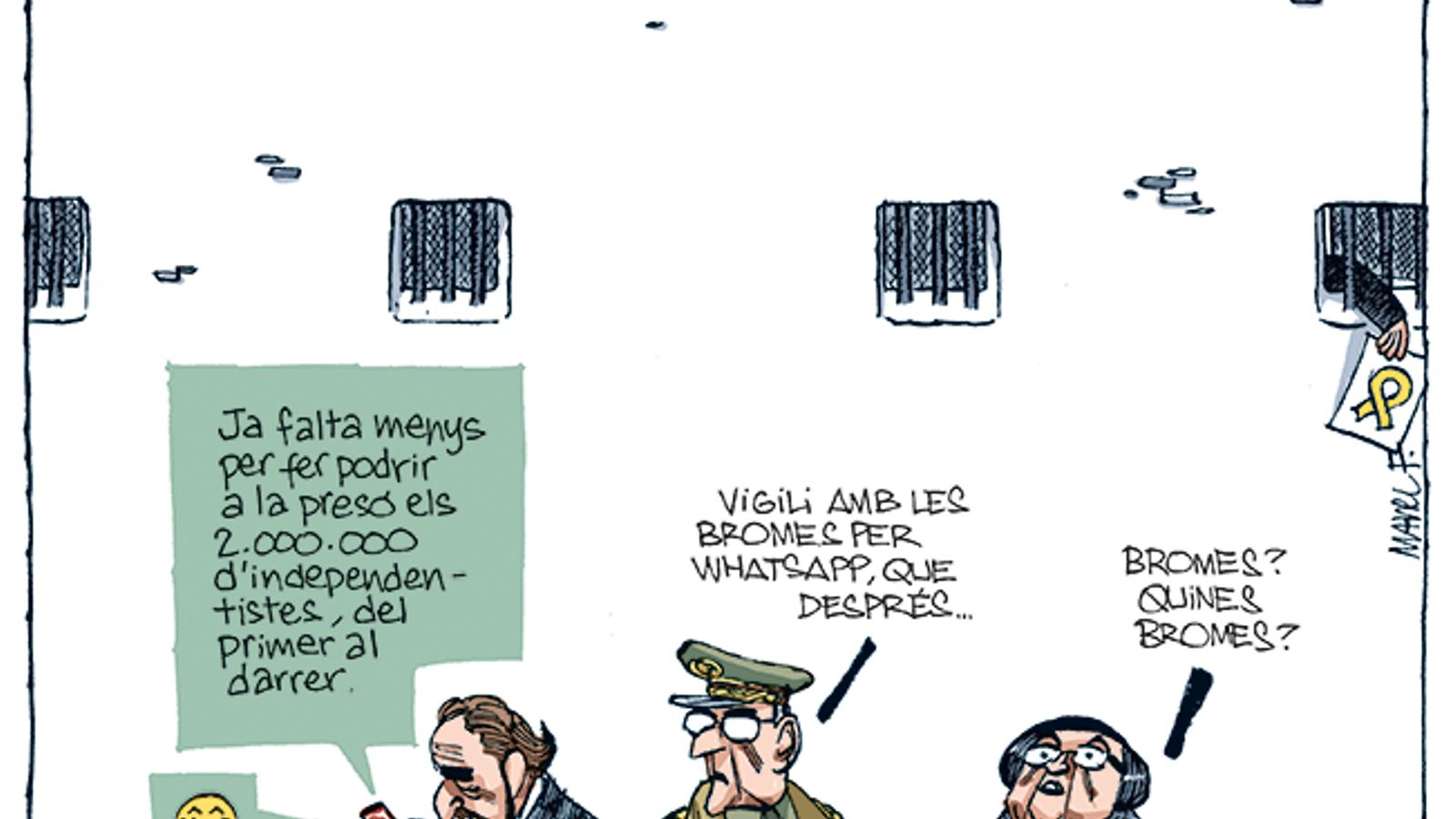 La vinyeta de Manel Fontdevila, 06/12/2020