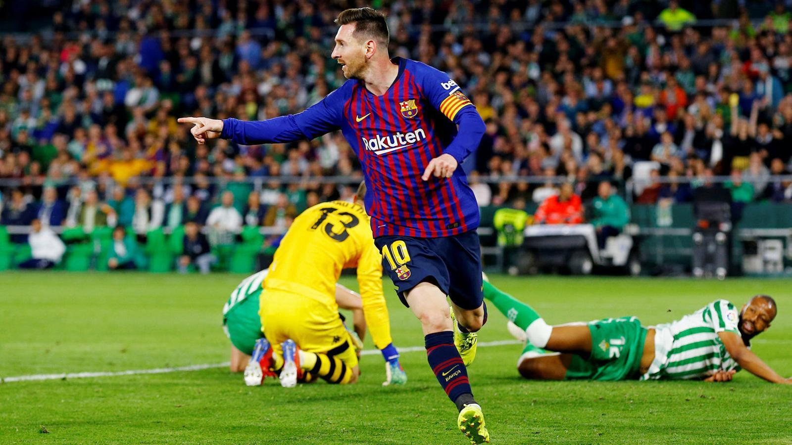 Messi, el geni condemnat a perseguir la Champions