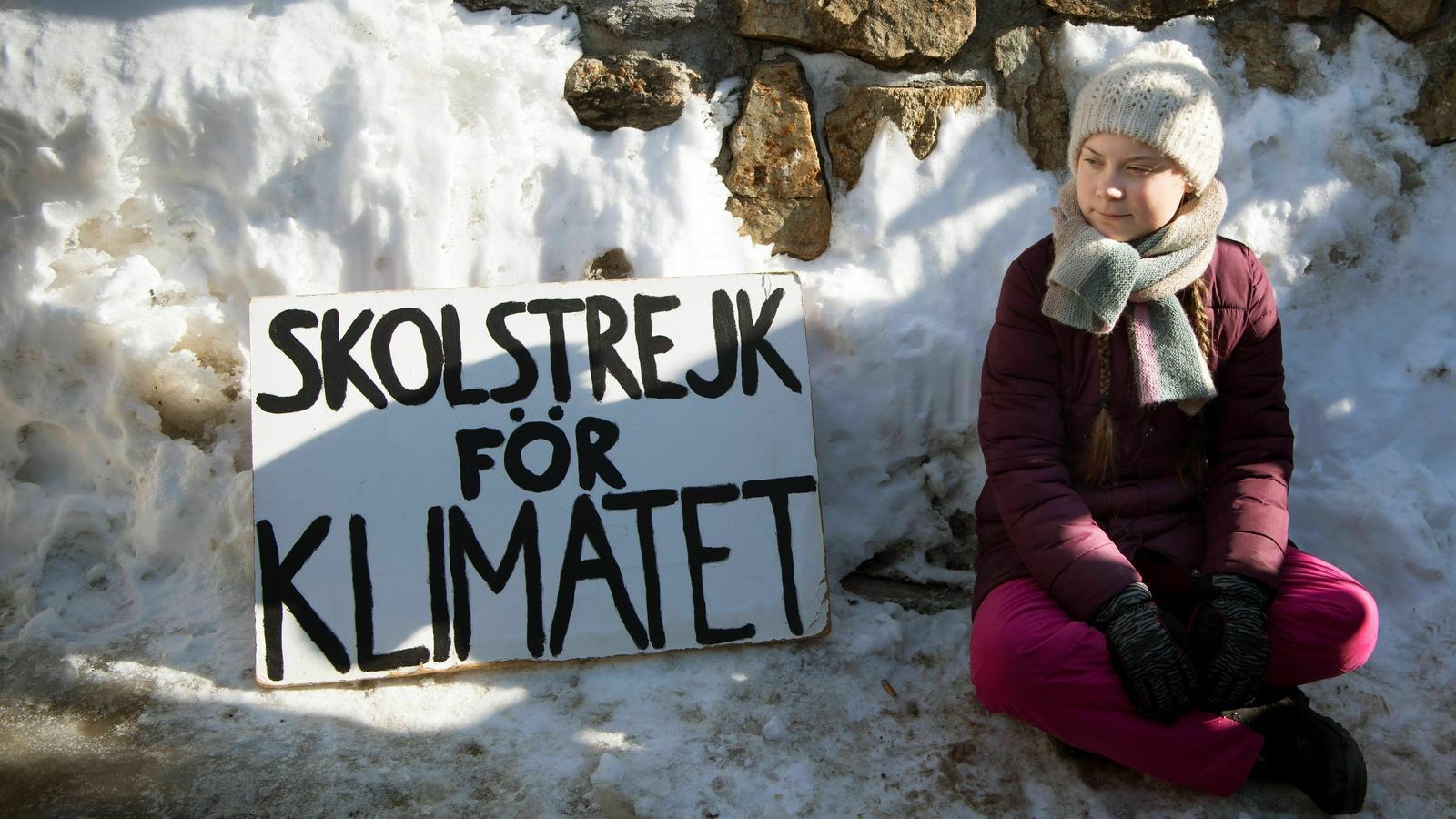 Greta Thunberg, nominada al Nobel de la pau