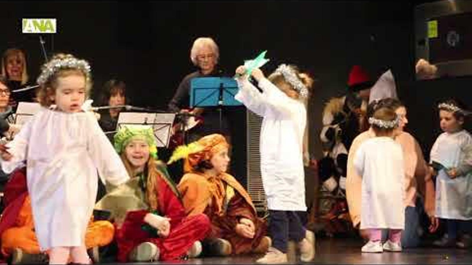 Cavalcada dels Reis Mags i representació d''Els Pastorets' a Ordino