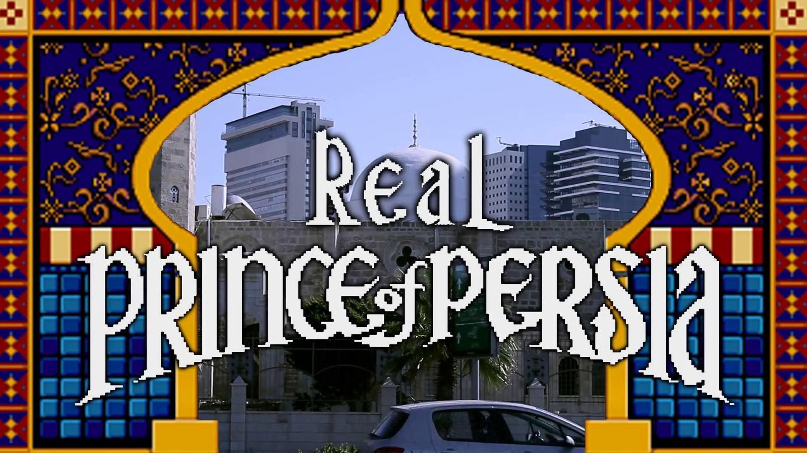 Homenatge humorístic a Prince of Persia