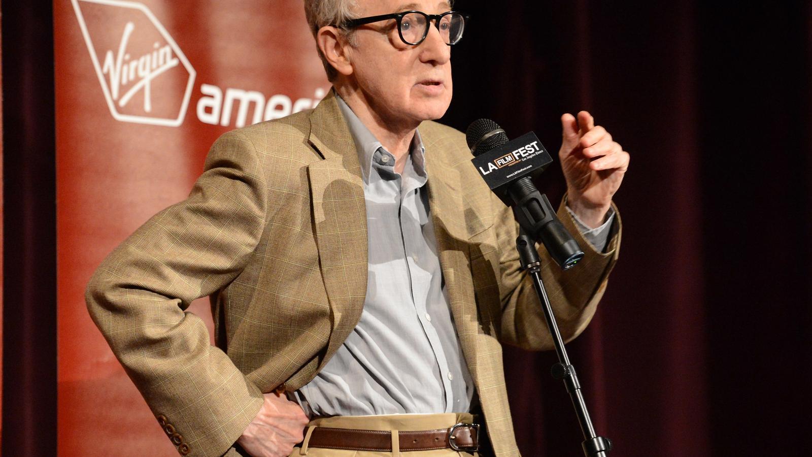Moses Farrow surt en defensa de Woody Allen