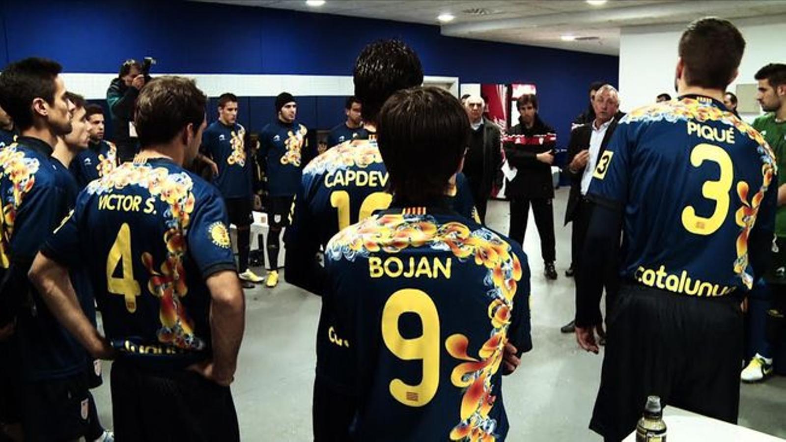 Tràiler de 'L'últim partit. 40 anys de Johan Cruyff a Catalunya'