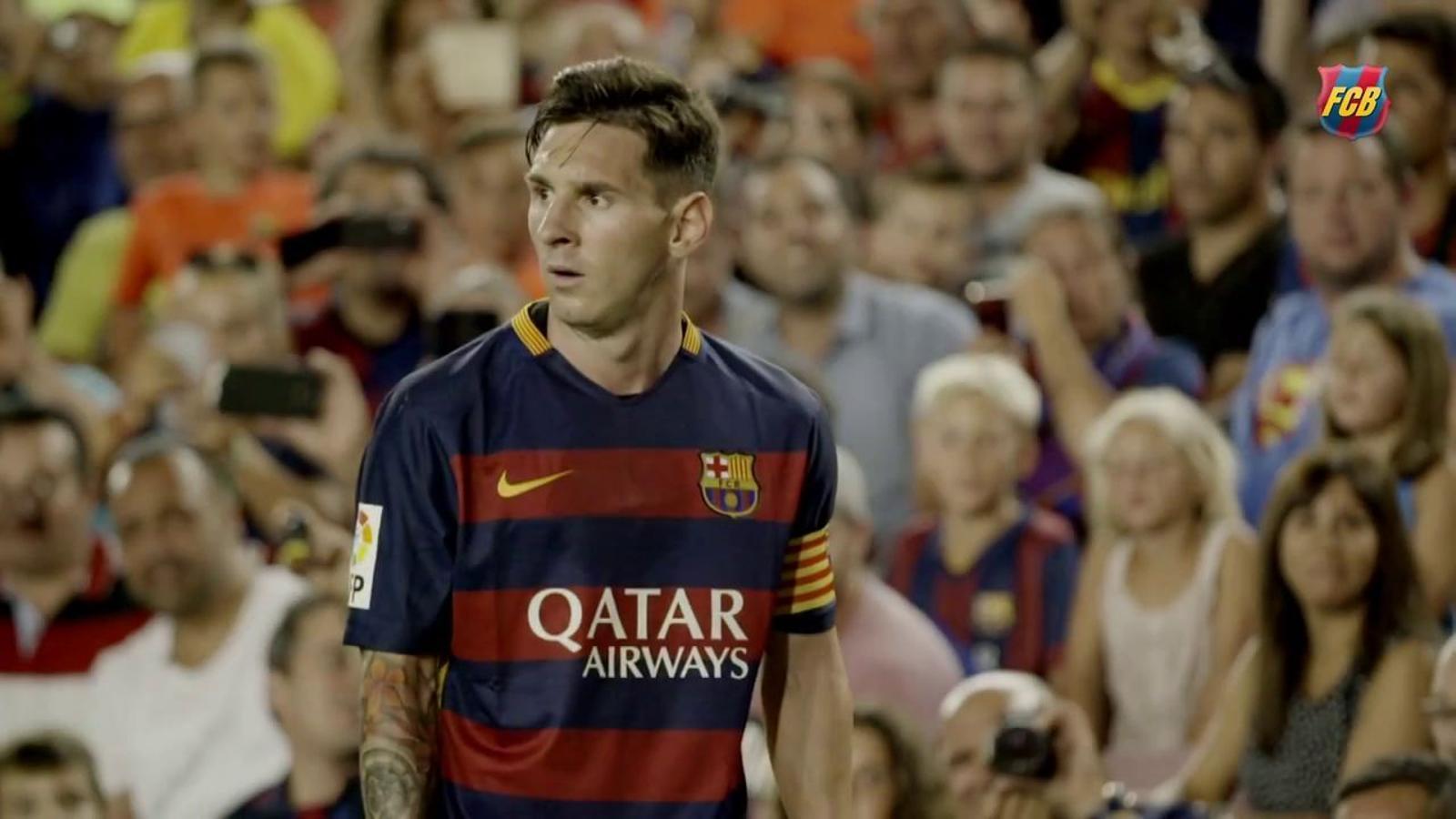 Messi i Neymar, nominats a la Pilota d'Or