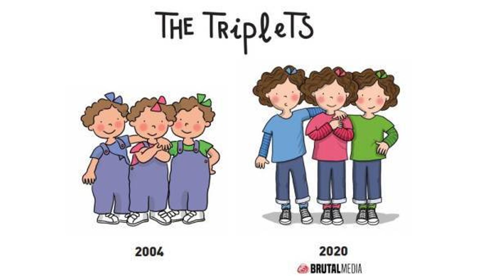 'Les tres bessones' tornaran a la televisió amb una nova sèrie i una imatge renovada