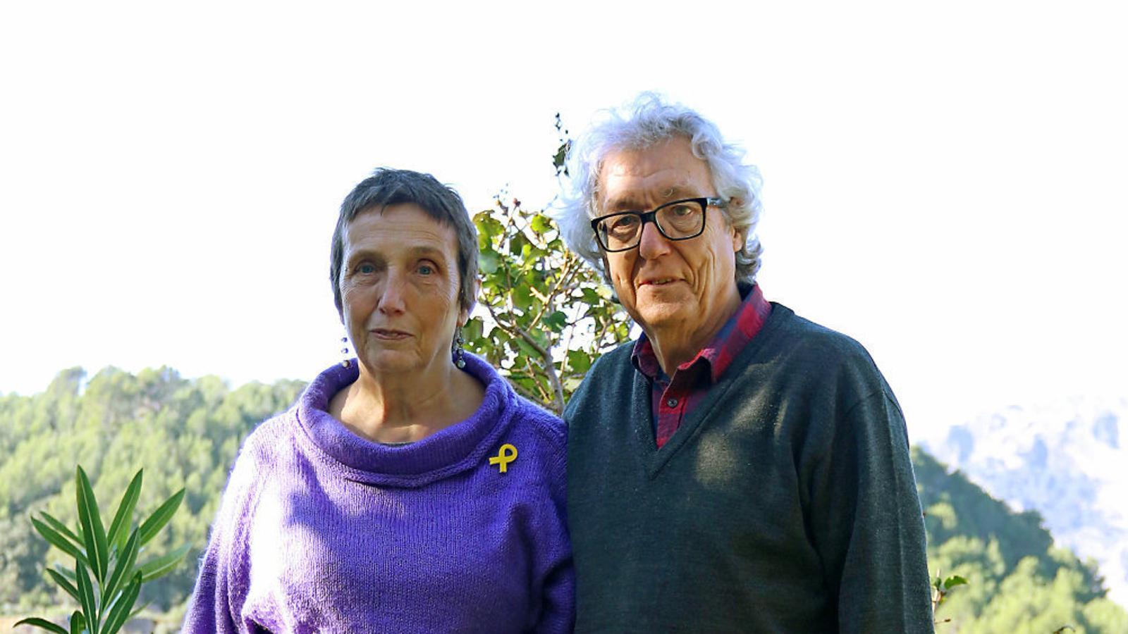 Elisabet Abeyà i Xavier Margais: Esperit i esperanto