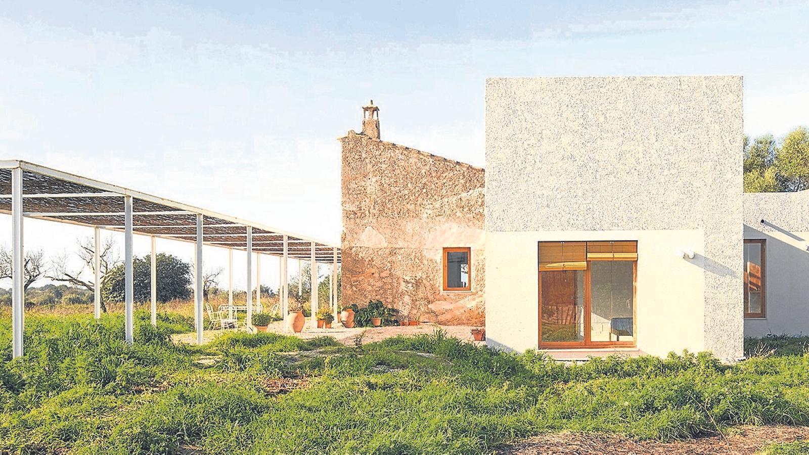Casa d'Algaida, de Flexo Arquitectura i Bàrbara Vich.