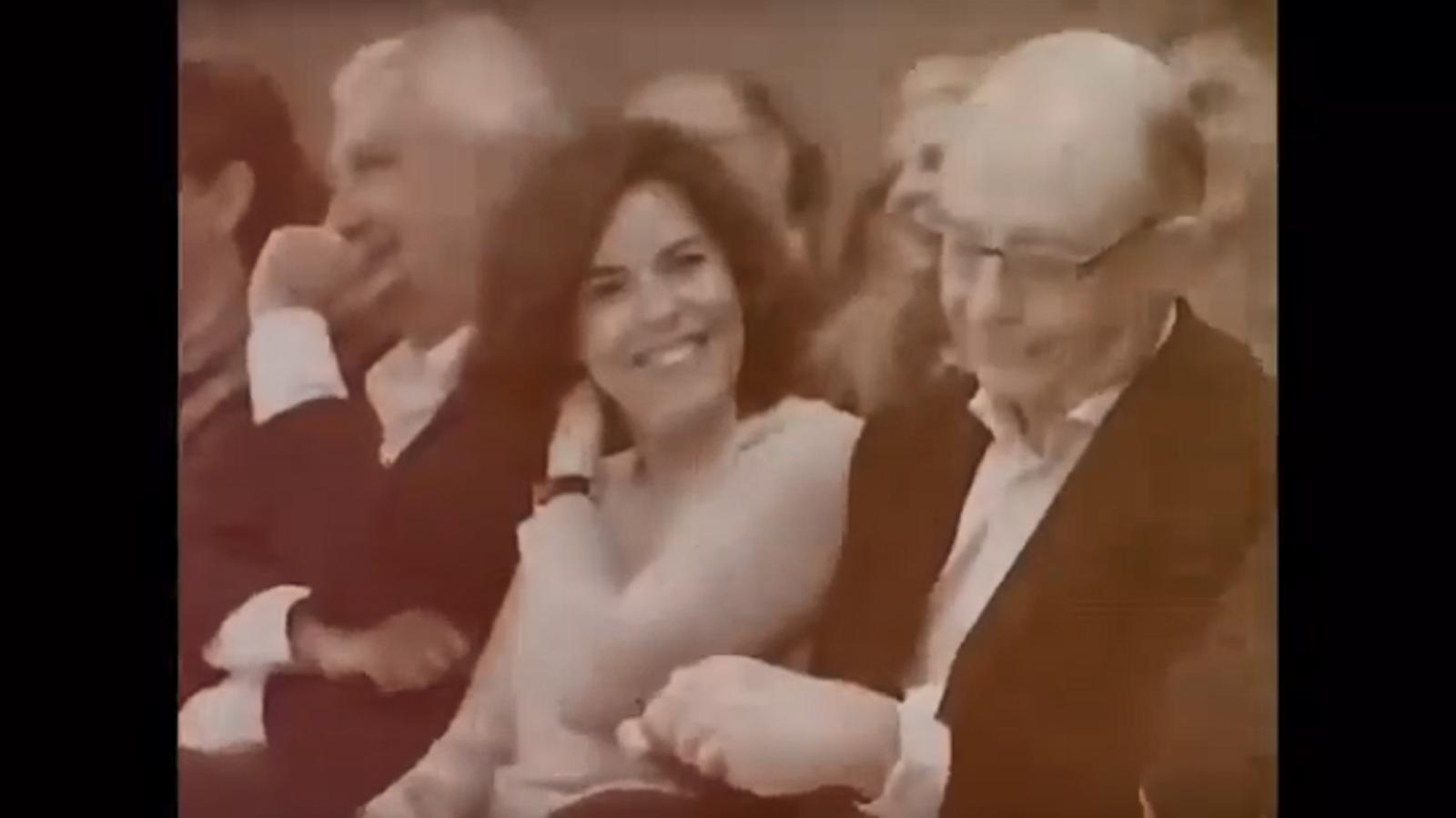 El polèmic vídeo de les primàries del PP contra Soraya Saénz de Santamaría
