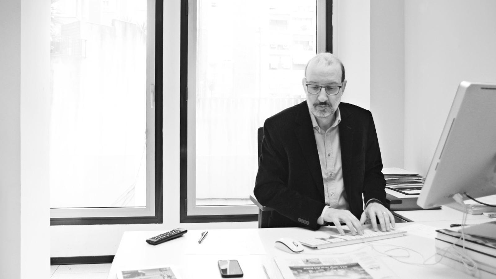 """L'editorial d'Antoni Bassas: """"L'arma que ens derrota"""""""