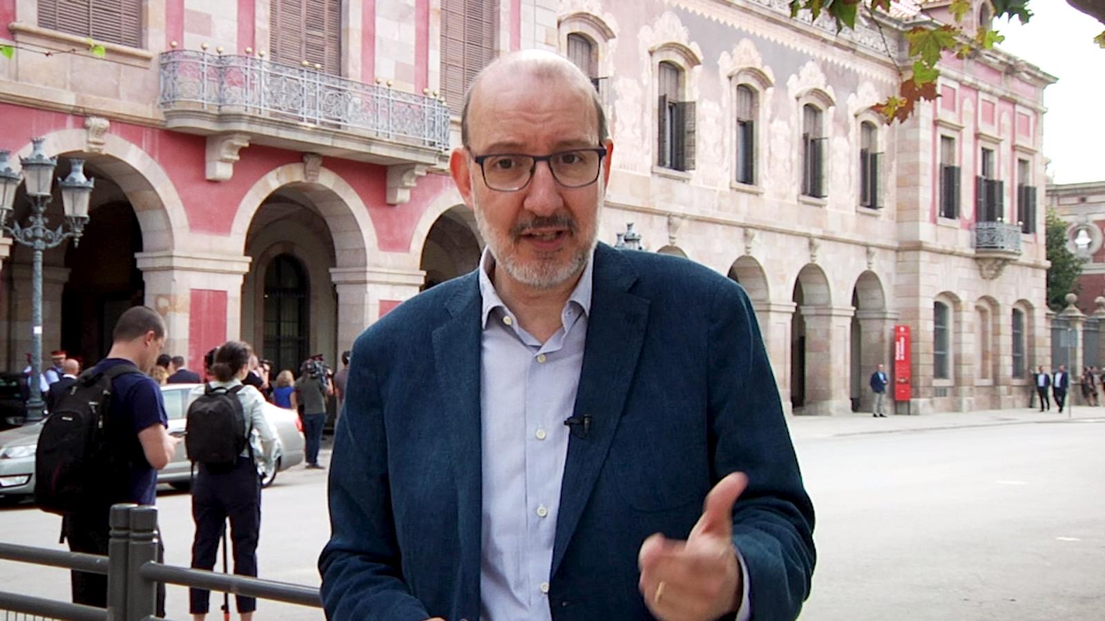 "L'anàlisi d'Antoni Bassas: ""Sí, los catalanes hacen cosas"""