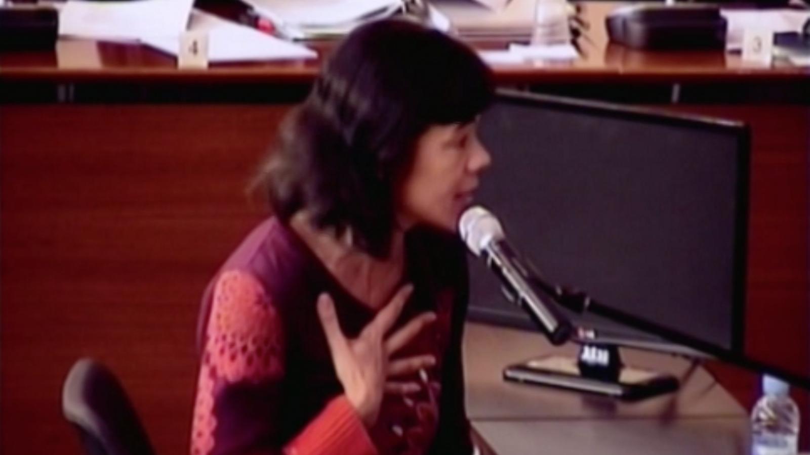 Declaració de les filles de Millet al judici pel cas Palau