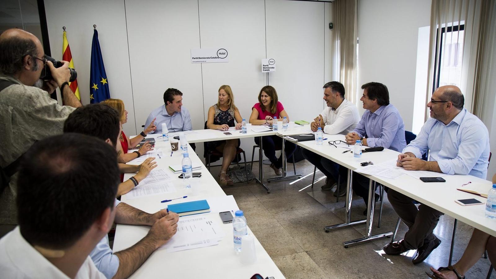 JxSí i la CUP desafiaran el Constitucional