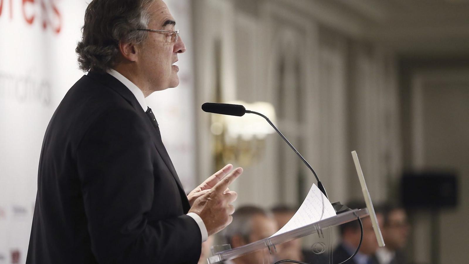 La patronal espanyola recorda que només el 42% de les empreses tenen guanys.