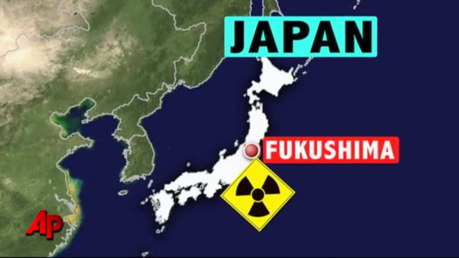 Explosió d'hidrogen a la central de Fukushima