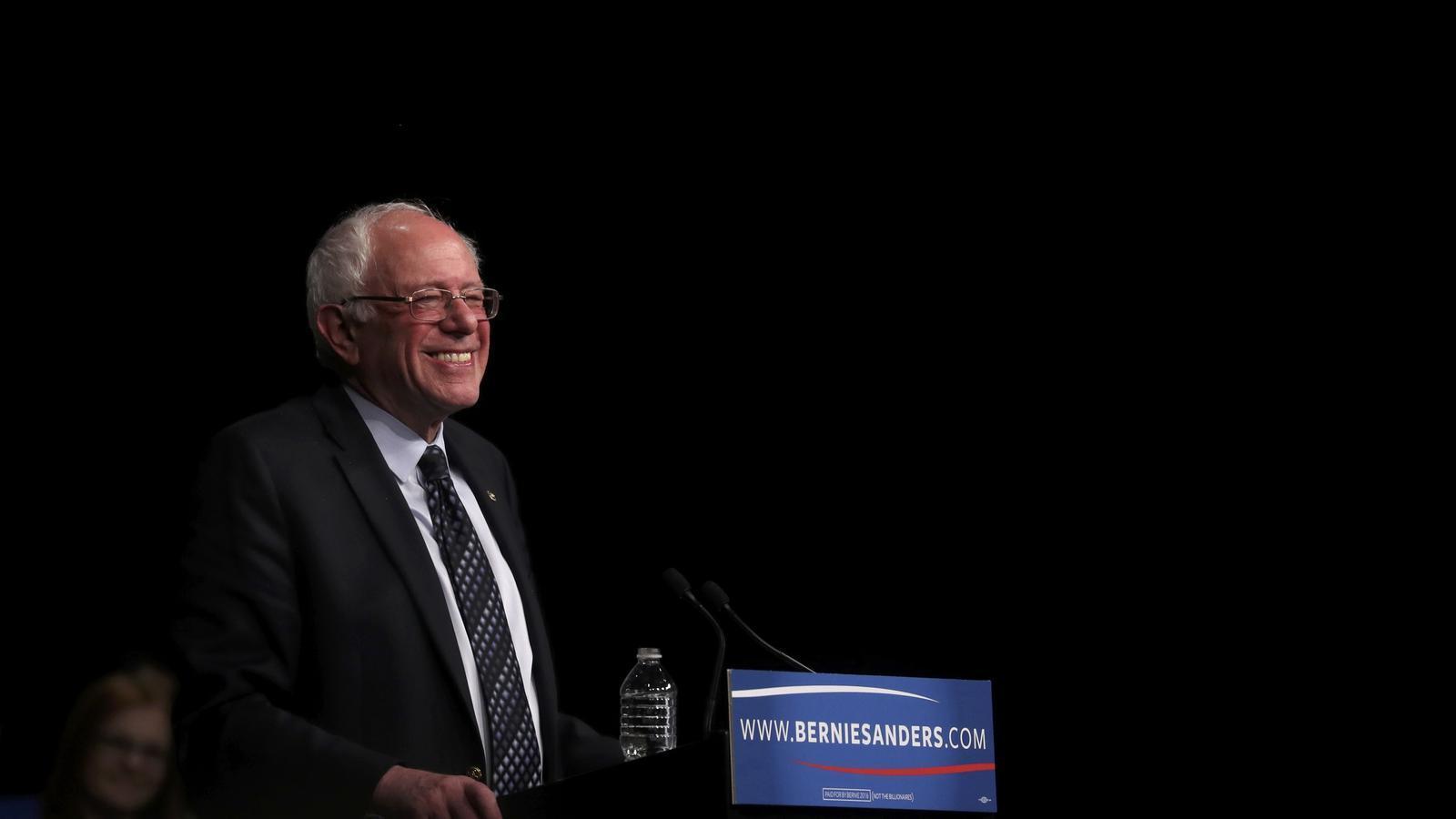 Trump guanya a dos estats més mentre Sanders sorprèn i s'imposa a Michigan