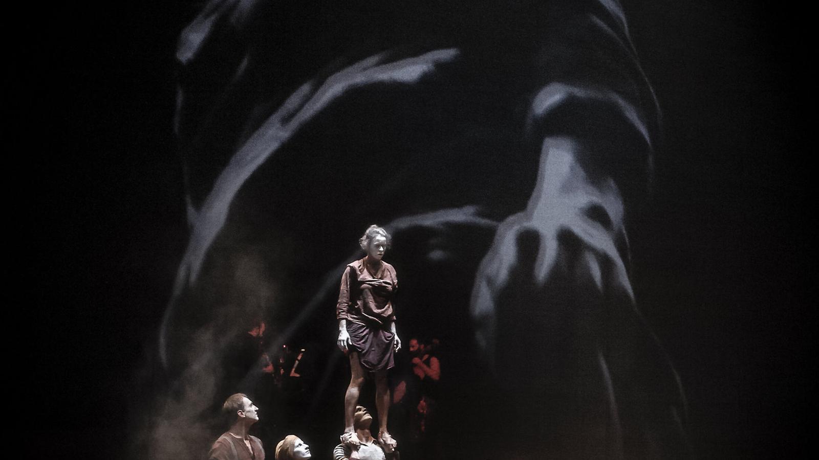 Una òpera contemporània sobre el drama dels refugiats