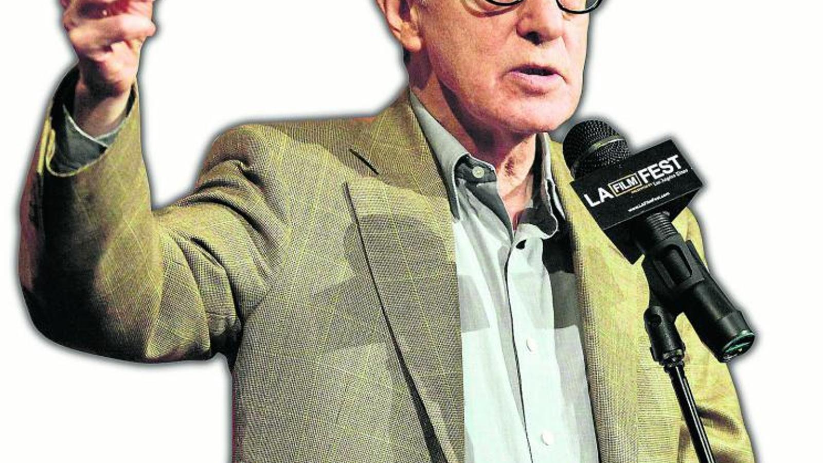 """Woody Allen: """"Jo hauria de ser la cara del #MeToo"""""""