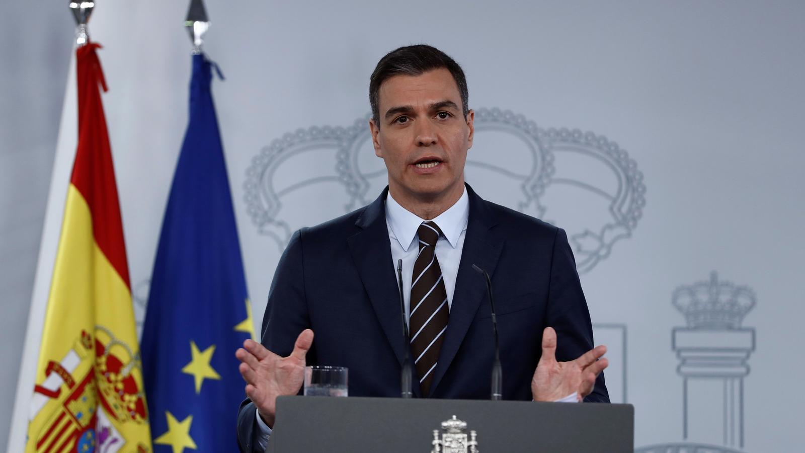 """Sánchez defensa el nou criteri del fons a les comunitats: """"És un gest de lleialtat"""""""