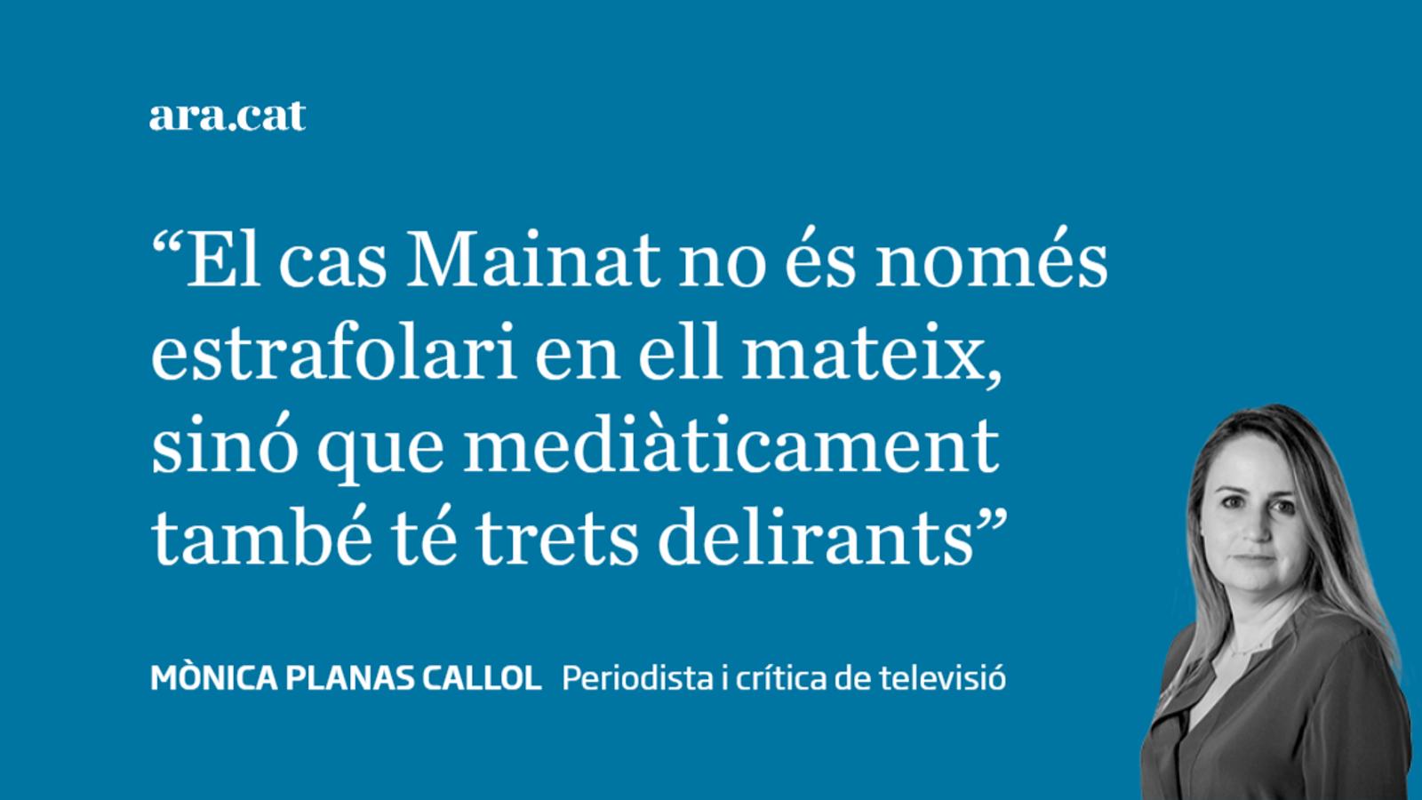 La foto de Josep Maria Mainat