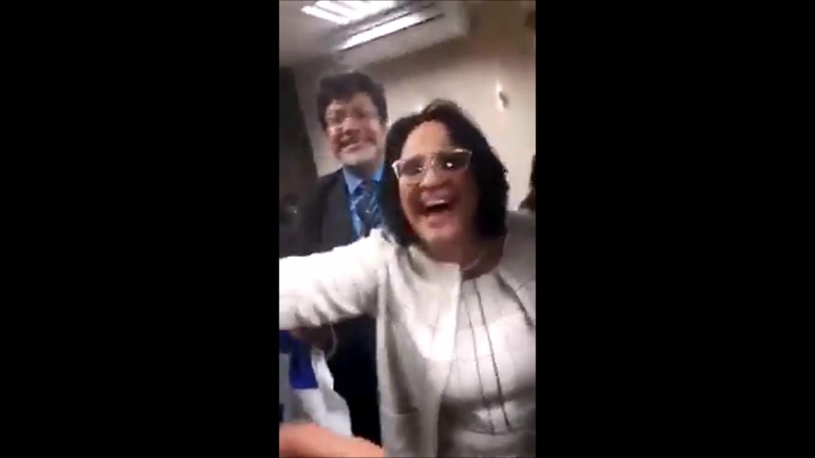 """""""Els nens de blau i les nenes de rosa"""", proclama una ministra de Bolsonaro"""