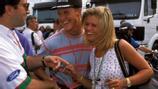 """Corinna Schumacher trenca el seu silenci sense esvair dubtes: """"El trobem molt a faltar"""""""