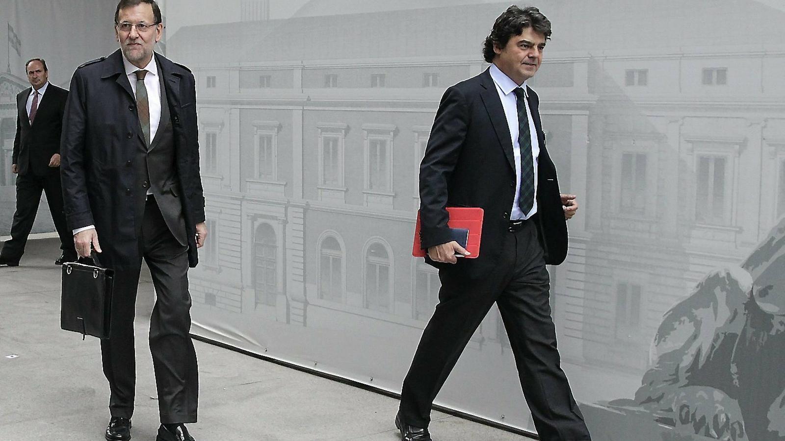 Jorge Moragas va ser cap de gabinet de Mariano Rajoy.