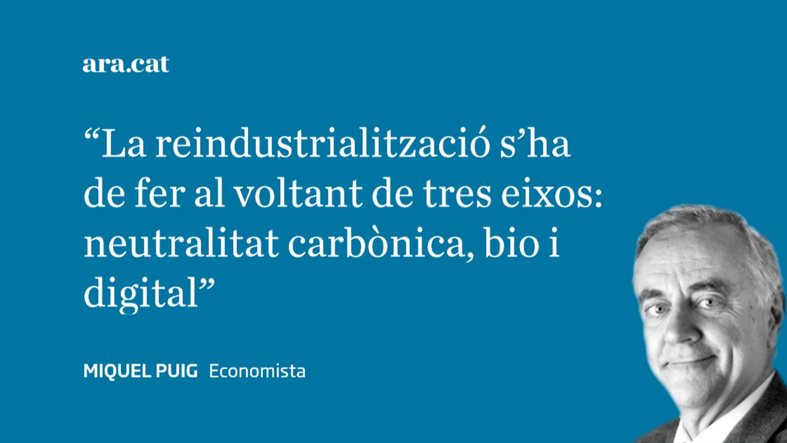Tornen la política industrial... i els aranzels