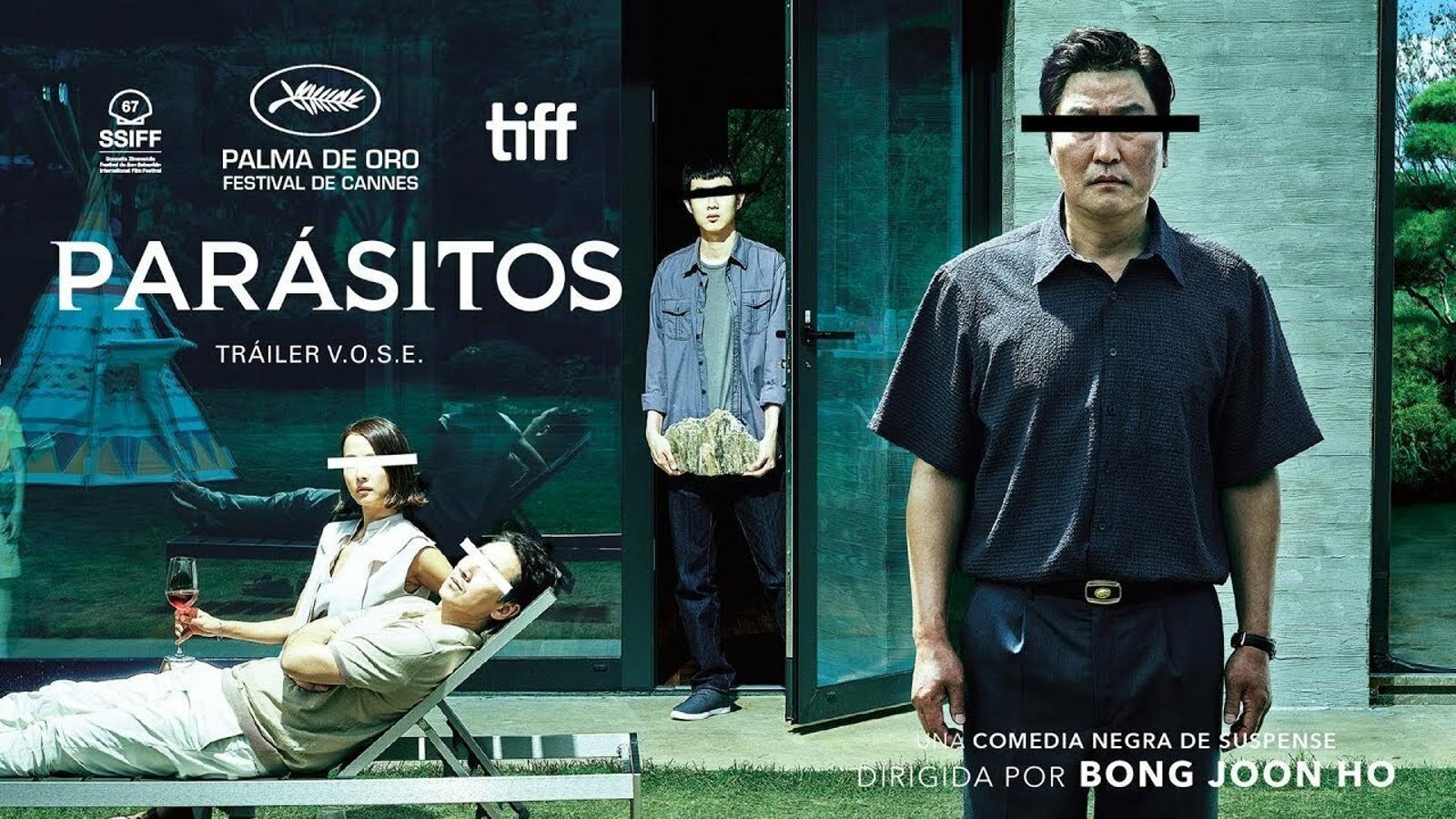Tràiler de 'Parásitos', el miracle del cinema coreà que ha conquerit el món