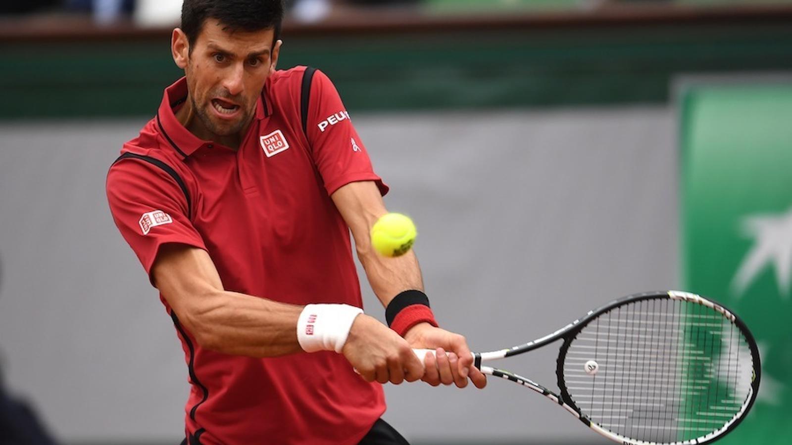 Djokovic ha accedit a les vuitenes semifinals seguides de Roland Garros de la seva carrera