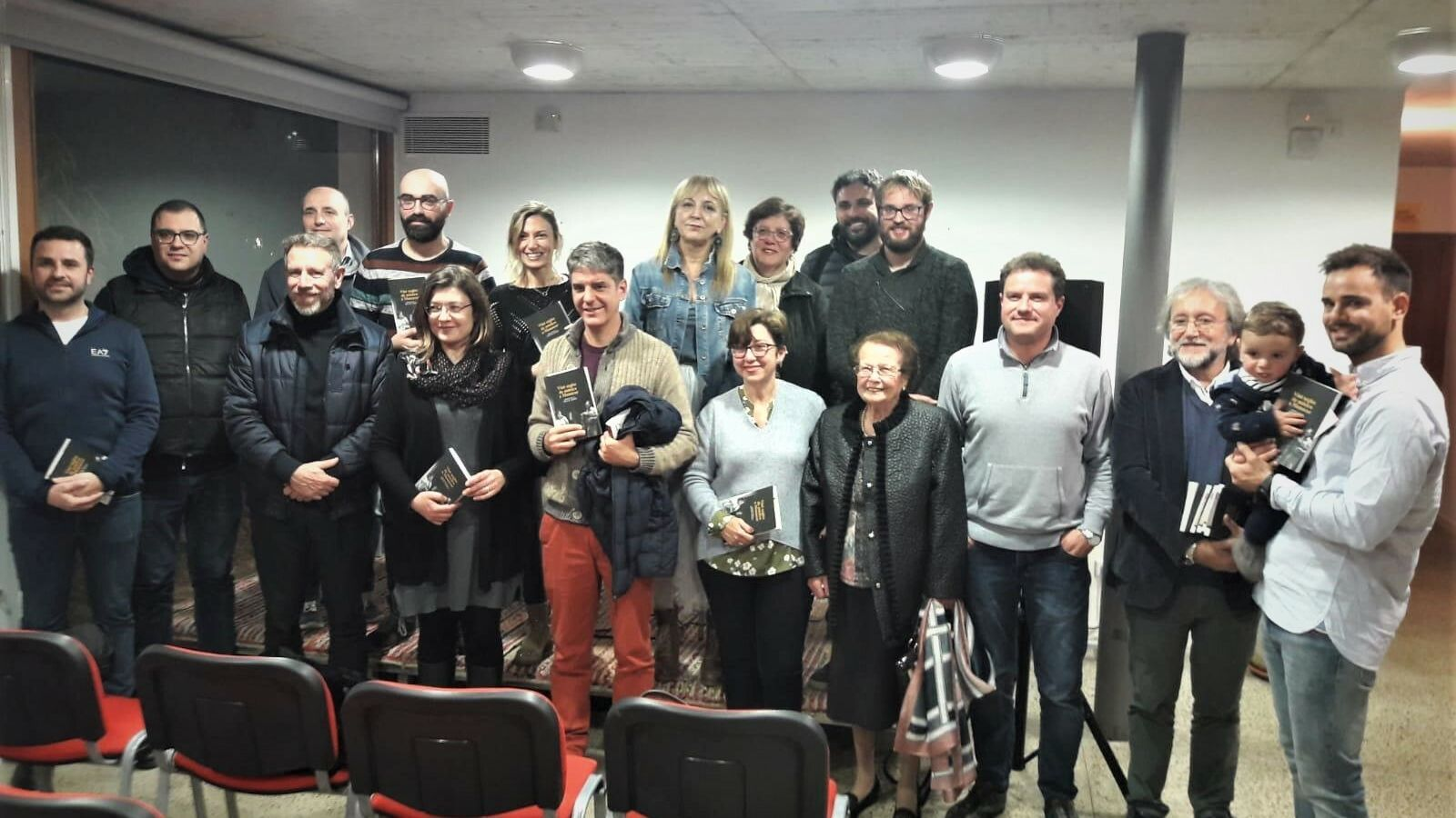 Grup de ponents que han fet possible la publicació.