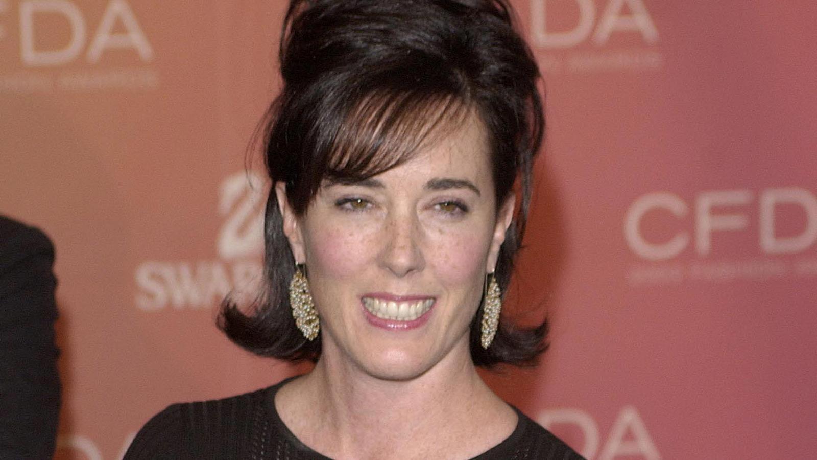 La Fundació Kate Spade donarà un milió de dòlars contra el suïcidi