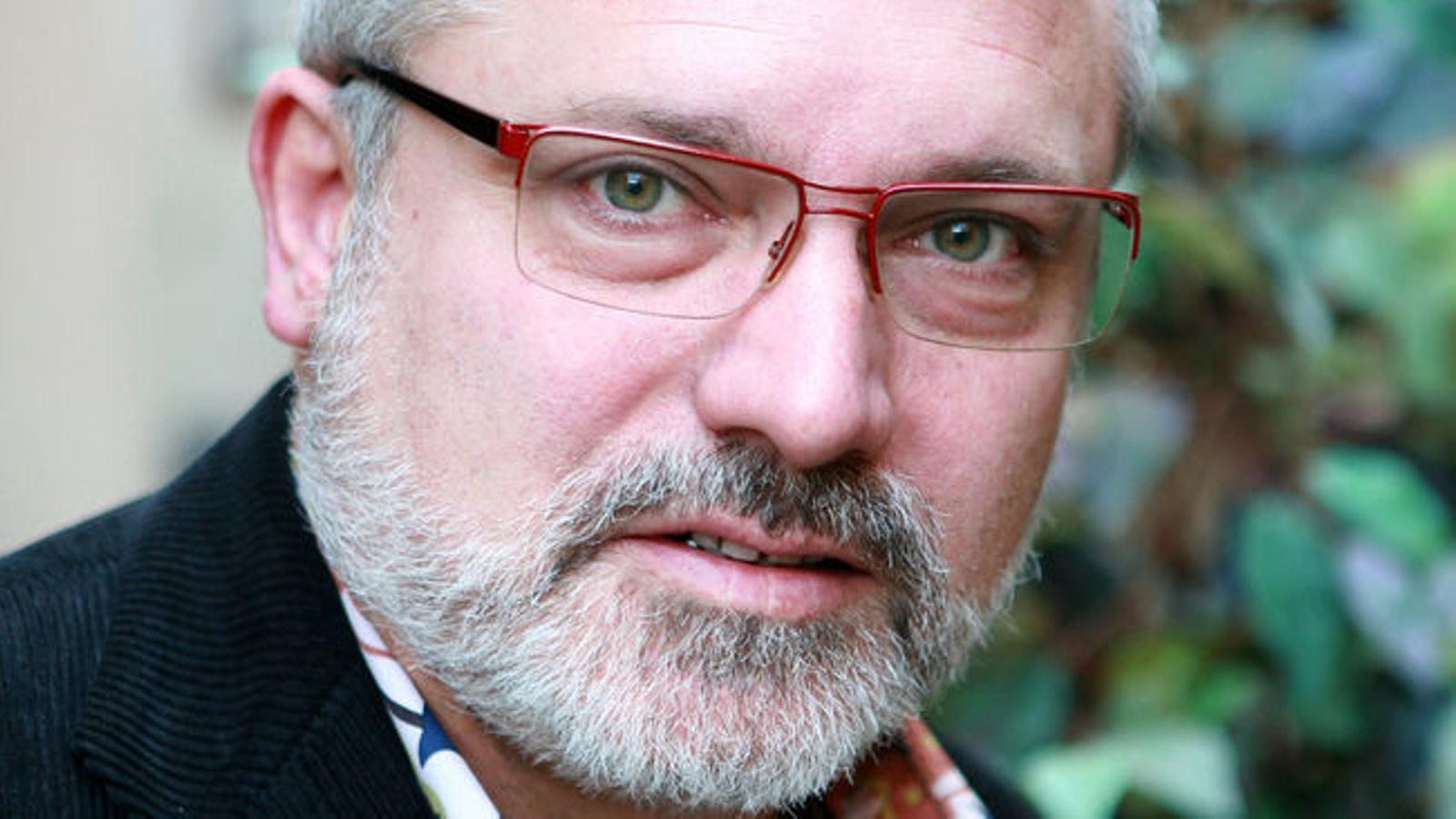Lluís Puig, un home de cultura per a la conselleria