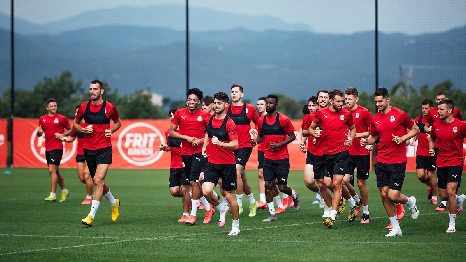 Futbol sense xarxa de seguretat