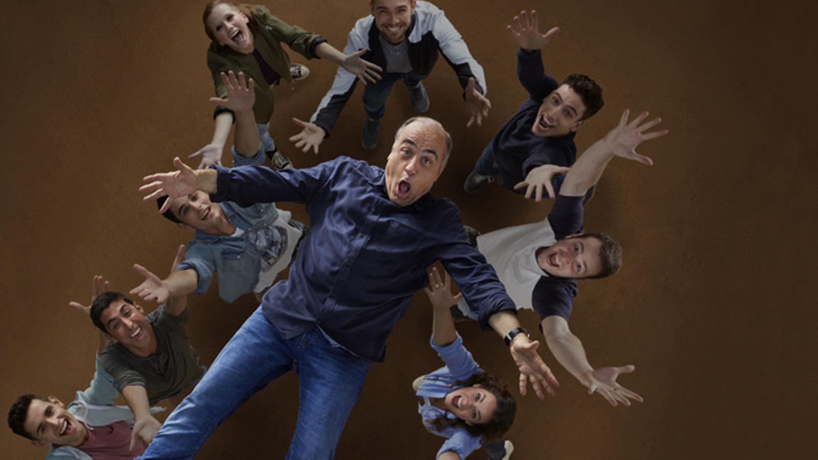 'Merlí' tindrà adaptacions a França i Itàlia