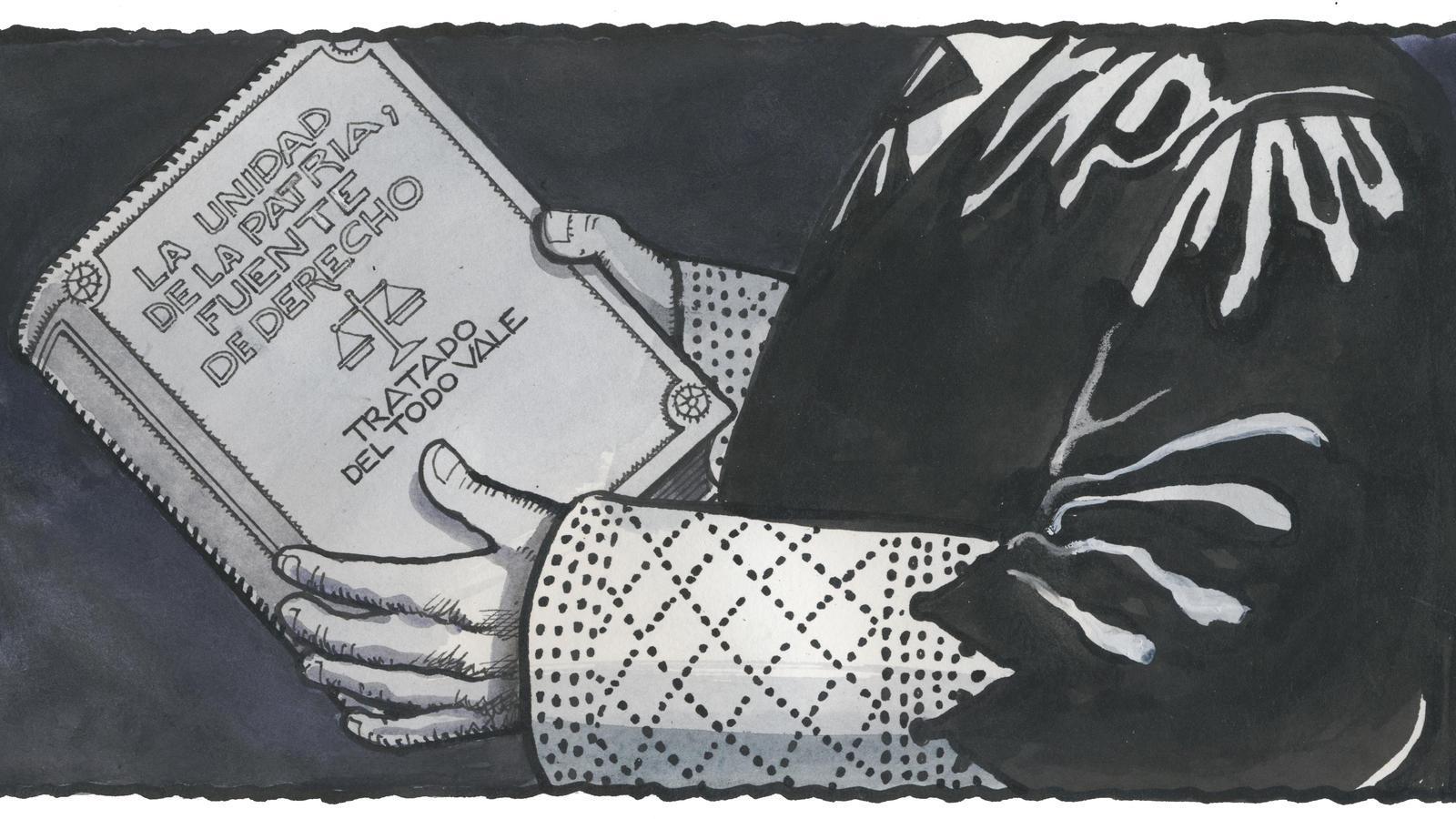 'A la contra', per Ferreres 28/07/2020