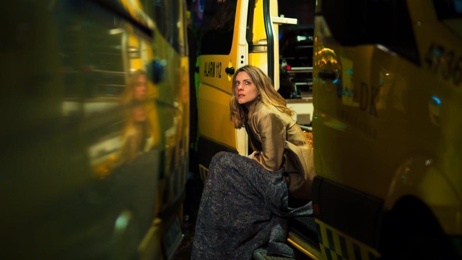 Una imatge de la sèrie danesa 'Quan la pols es fa cendra'.