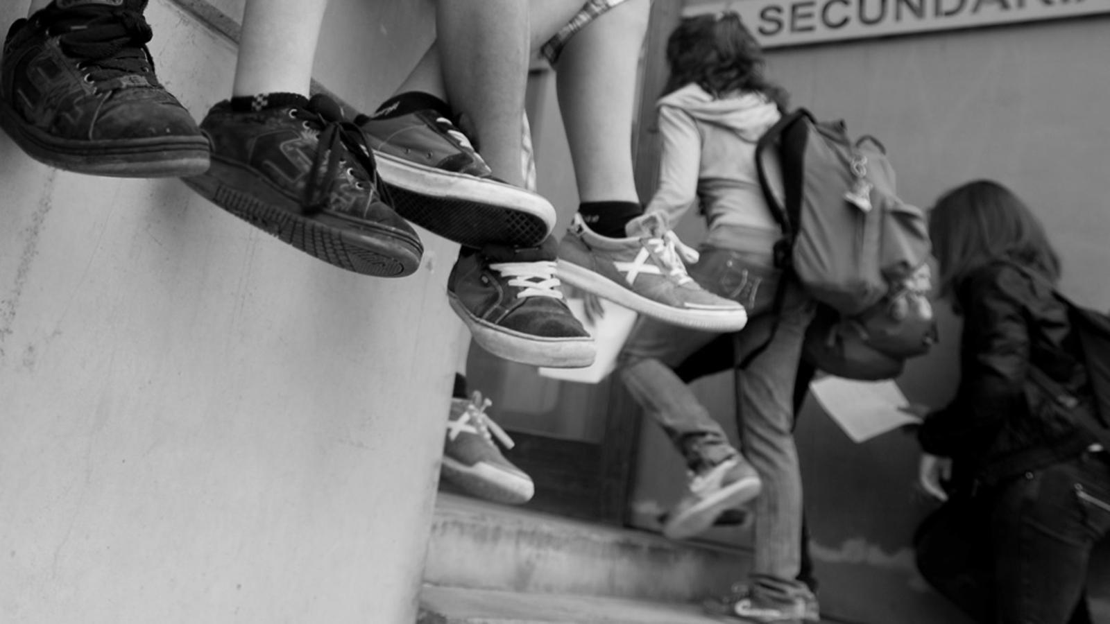 L'editorial d'Antoni Bassas: Un cas de violència subtil contra una noia explicada a un pare