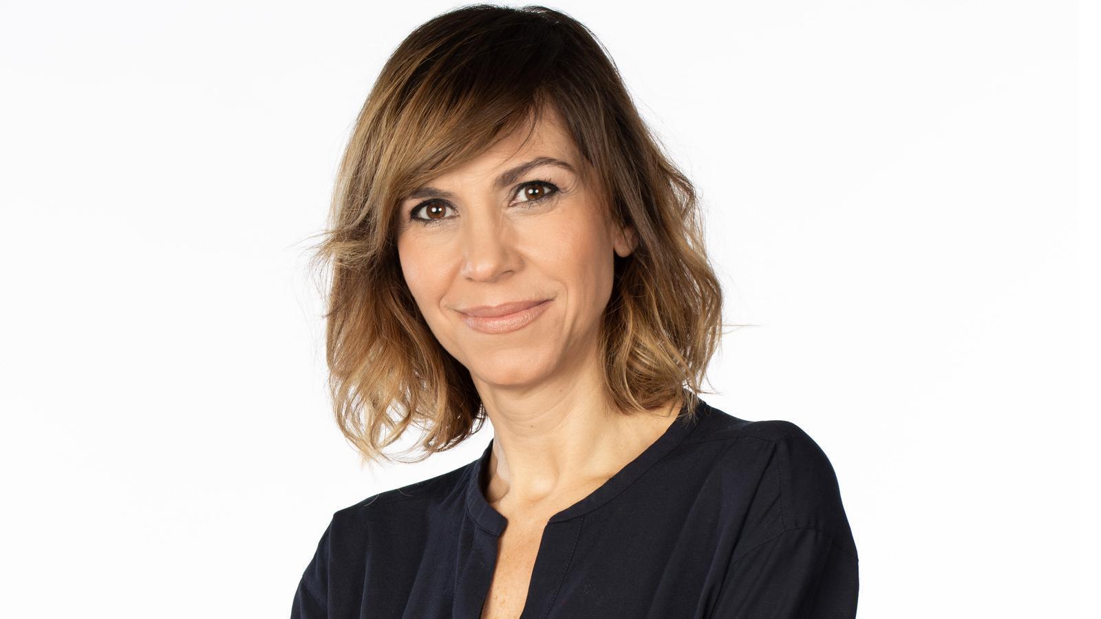 """Cristina Puig: """"No farem entreteniment, el 'FAQS' seguirà sent un programa de política i debat"""""""