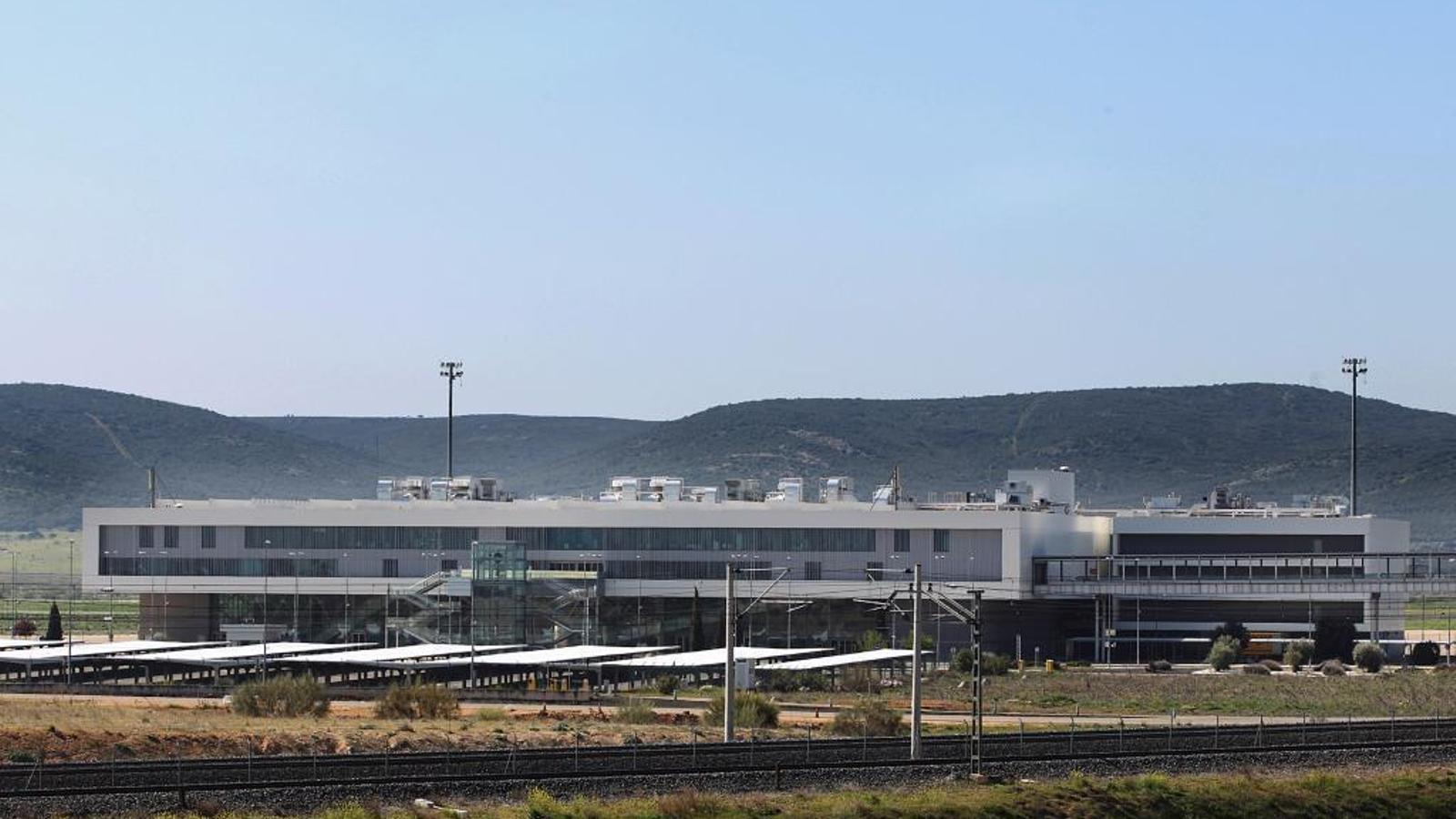 CRIA serà el nou propietari de l'aeroport de Ciudad Real.