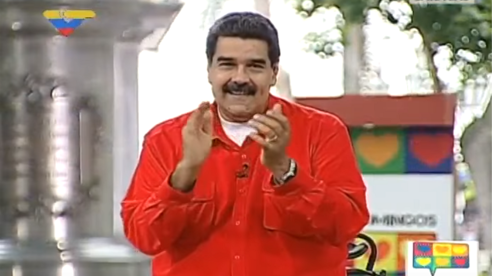 El chavisme versiona 'Despacito' per promocionar la Constituent