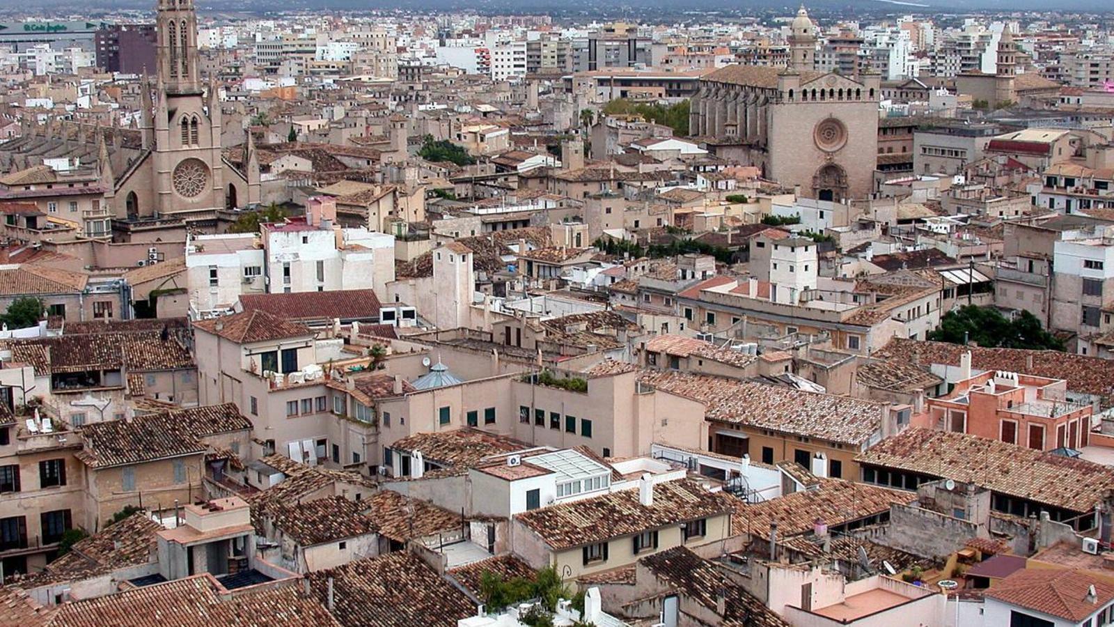 El pisos a Palma ja costen un 25% més que abans de la crisi immobiliària