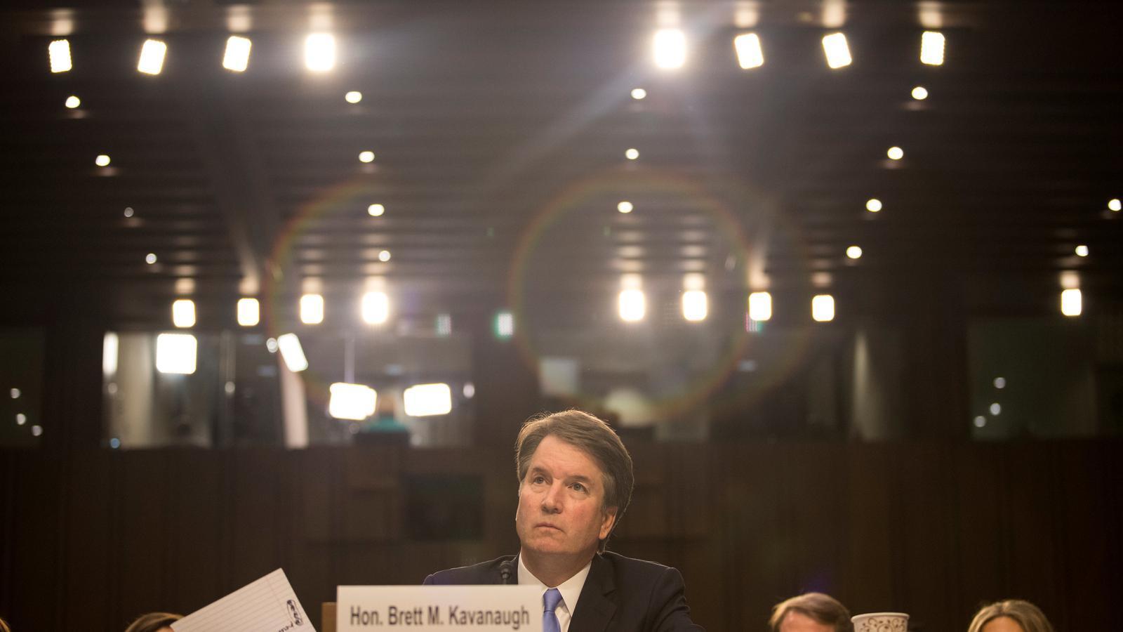 Per què és important l'escàndol sexual de Brett Kavanaugh per al Tribunal Suprem?