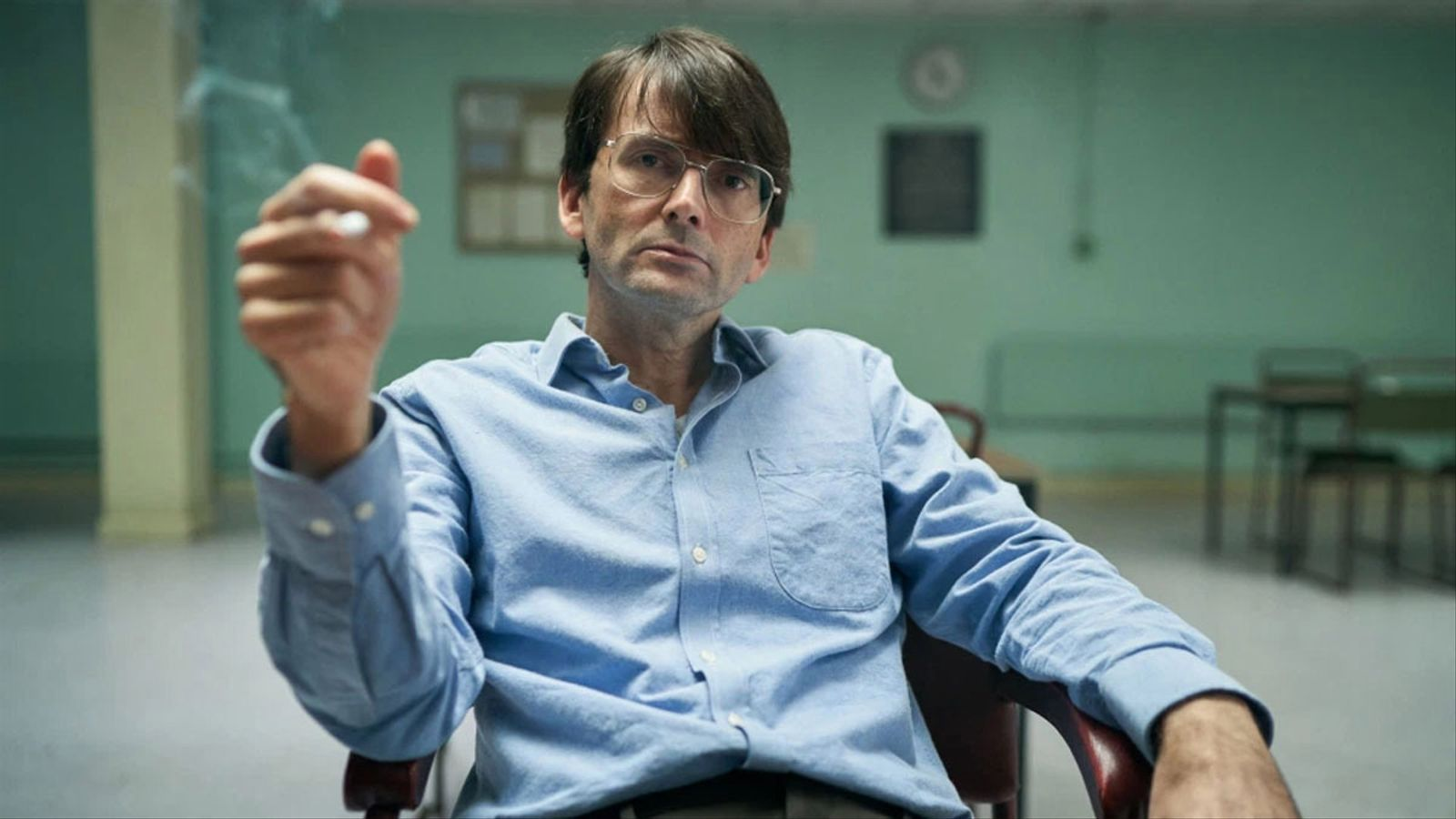 David Tennant interpreta l'assassí en sèrie Dennis Nilsen