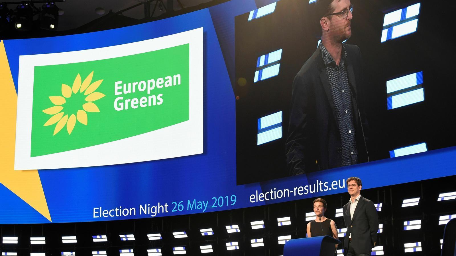 Els verds, la nova esperança de l'esquerra europea