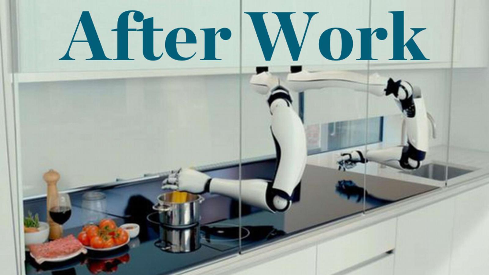 L'After Work d'Antoni Bassas: Els robots del futur (que ja són aquí)